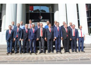 Gaziantep ve Kilis iş dünyasından 'Barış Pınarı Harekatı'na destek