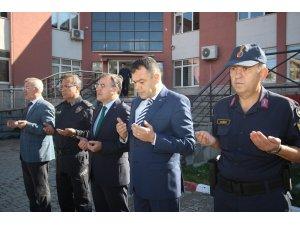 Hacılar'da Barış Pınarı Harekâtı için dua edildi