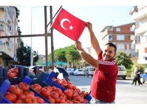 Altınordu Belediyesinden 'Barış Pınarı Harekâtı'na anlamlı destek