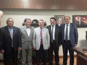 Demirtaş ile Başol yatırımlar için Ankara'da