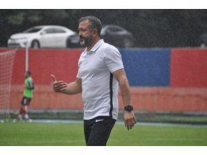 TFF 2.Lig Zonguldak Kömürspor Teknik Direktörü Serkan Afacan;