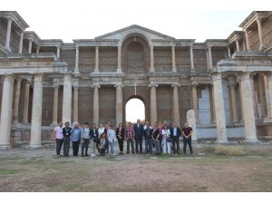 Turizme yön veren acentelerden Salihli'ye tam not