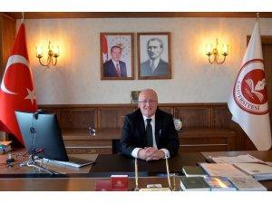 """Rektör Aydın: """"Barış Pınarı Harekâtı'nı tüm kalbimizle ve dualarımızla destekliyoruz"""""""