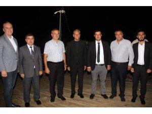 TÜRSAB Başkanı Dalaman, Göcek ve Fethiye'deki seyahat acenteleriyle bir araya geldi
