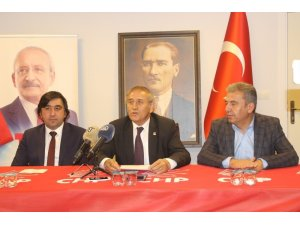 CHP Genel Başkan Yardımcısı Kaya'dan Barış Pınar Harekatı açıklaması