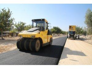 Standart Cadde Yeşiloğlu Bulvarı asfaltlanıyor