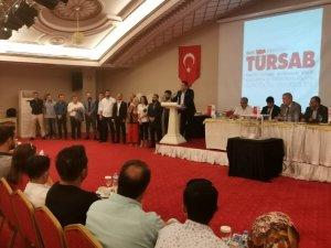 TÜRSAB Güneydoğu BTK Başkanı Akyıl, güven tazeledi