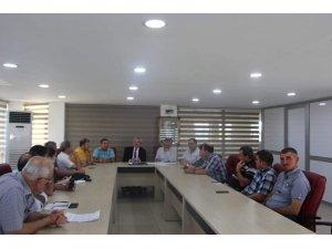 İvrindi Belediye Meclisi'nden Barış Pınarı Harekatına tam destek
