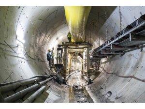 İzmir Narlıdere Metrosu'nda hedef 2022