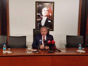 TBMM Başkanı Mustafa Şentop, Fransa'nın önergesine destek veren HDP'li vekili kınadı