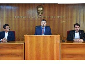 Başkan Öz, Çan Belediyesinin ekonomik tablosunu açıkladı