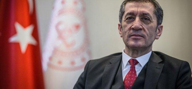 Milli Eğitim Bakanı Selçuk: Sınır ilçelerinde eğitimin aksaması söz konusu olamaz