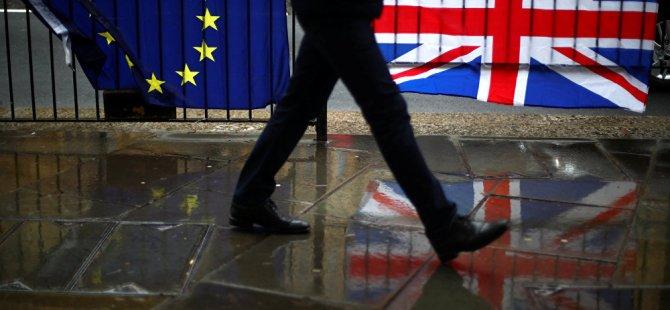 AB ve İngiltere, Brexit'te anlaştı