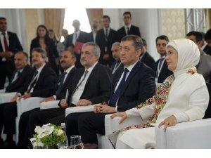 """Bakan Ziya Selçuk: """"Sıfır Atık Projesi en büyük çevre hareketlerinden biri"""""""