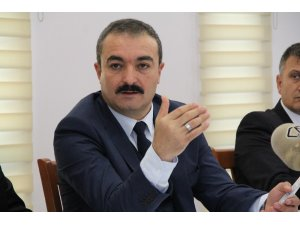 Rektör Öztürk'ten değerlendirme toplantısı