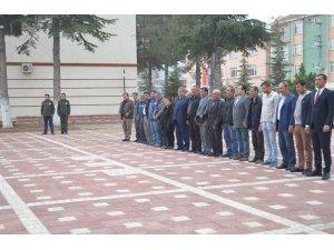 Beylikova'da Muhtarlar Günü kutlandı