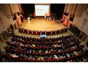 Türk Dünyası şairleri Tokat'ta buluştu