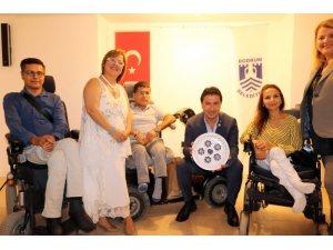 Yakaköy Engelli Sevgi Sanat Atölyesi açıldı