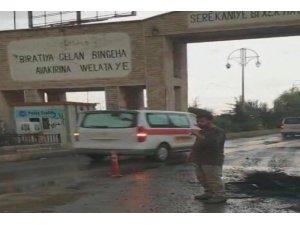 """MSB: """"PKK/YPG'li teröristlerin bölgeden çıkışı yakından takip ediliyor"""""""