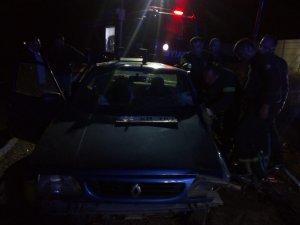 Nurhak'ta trafik kazası: 1'i çocuk 6 yaralı