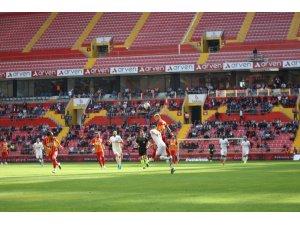 Süper Lig: İM Kayserispor: 0 - Kasımpaşa: 1 (İlk yarı)