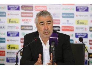 """Samet Aybaba: """"İyi başlayamadığımız bir oyundu"""""""