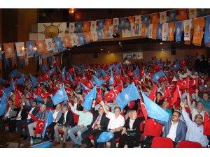 AK Parti Efeler İlçe Danışma Meclisi Toplantısı yapıldı