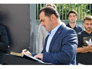 Duayen fotoğrafçı Ara Güler Beyoğlu'nda anıldı