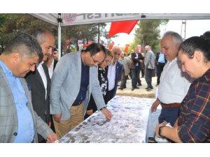 Bafra'da 7. Ekolojik Yerel Tohum ve Yaşam Şenliği