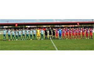 TFF 2. Lig: Kırşehir Belediyespor: 3 - Kardemir Karabükspor: 0