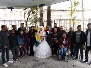 Kaptan Akdoğan'a görkemli düğün