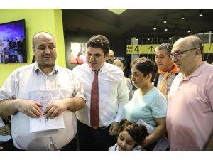 Görme engellilere özel olarak hazırlanan Nutuk'a Türkiye'den ilgi büyük