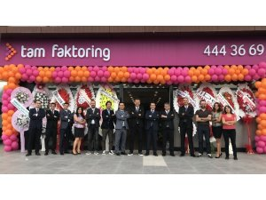 Tam Faktoring 35'inci şubesini Diyarbakır'da açtı