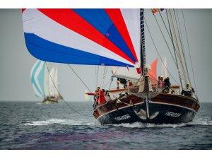 Bodrum rüzgarı Akdeniz'in en büyük deniz festivalinde yelkenleri dolduracak