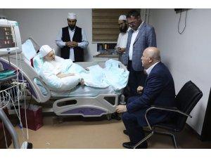 Erzurum'un manevi değerlerinden Hacı İsmail Fakirullah Bilgin hayatını kaybetti