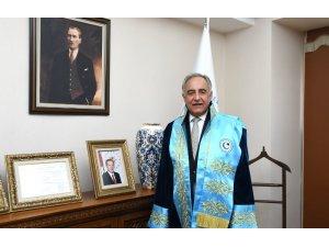 Rektör Turgut'tan 21 Ekim Dünya Gazeteciler Günü mesajı