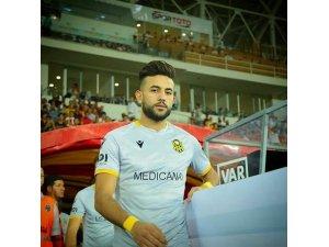 Yeni Malatyaspor'da Chalali milli takım kampında sakatlandı