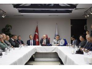 """Başkan Büyükkılıç: """"Devletimizin imkanlarını Kayseri'ye kullanma mantığı ile hareket ediyoruz"""""""
