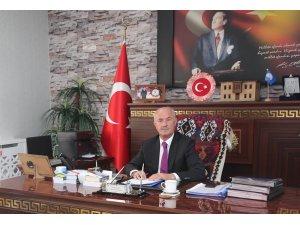 Başkan Akman'dan '21 Ekim Dünya Gazeteciler Günü' mesajı