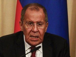 Rusya Suriye'de terör tehdidinin önlenmesi için adım atılmasından yana