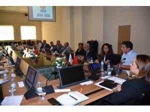 MTÜ'de, Kalite Kurul Üyeleri toplantısı yapıldı