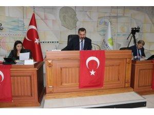 Büyükşehir Belediye Meclisinden Barış Pınarı Harekatı'na destek