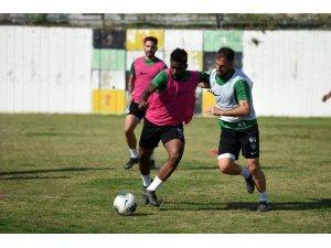 Denizlispor, Gençlerbirliği maçı hazırlıklarına başladı