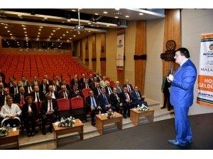 Malatya Büyükşehir Belediyesi  Hizmet içi eğitim semineri