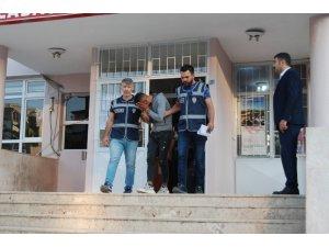 Hatay'da motosiklet hırsızlığı yapan 2 kişi tutuklandı