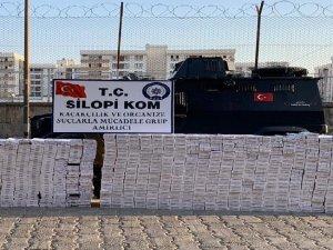 Şırnak'ta kaçakçılık ve terörle mücadele operasyonunda 41 gözaltı