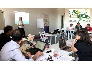 Aydın İl Tarım ve Orman Müdürlüğü'nün yürüttüğü projenin üçüncü toplantısı İspanya'da gerçekleştirildi
