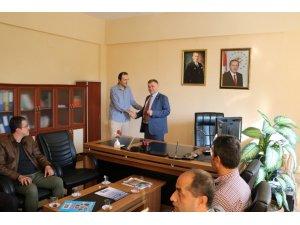 DPÜ Şaphane Meslek Yüksekokulu'nda görev değişimi