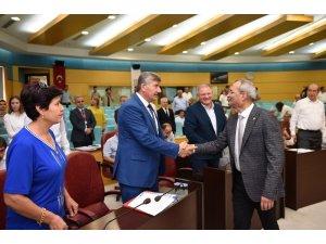 """Başkan Bozdoğan: """"2020 yılını hem yatırım hemde tasarruf yılı ilan ettik"""""""