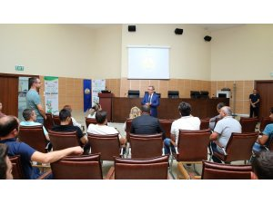 """""""Bilime açılan pencere: STEM eğitimi"""" için Edirne'ye gelen Kuzey Makedonyalı öğretmenleri uğurladı"""